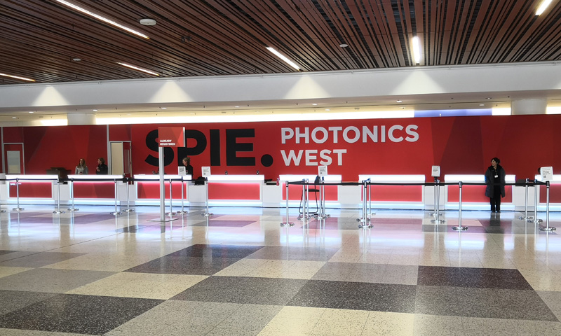 Event Bulletin:SPIE.Photonics West 2019 in USA